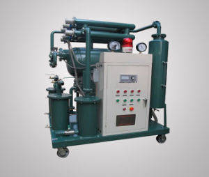 Zy-40 Vacuum Insulating Oil Purifier Device pictures & photos
