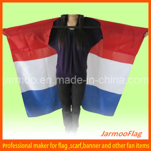Custom Printing Body Flag Capes (JMF-03) pictures & photos
