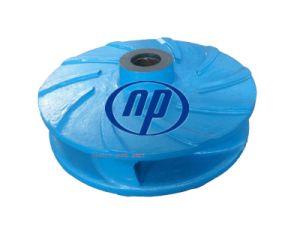 Replacement Wear-Resistant Slurry Pump Impeller pictures & photos