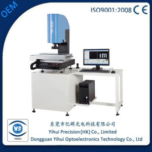 Fully Automatic 3D Series Video Measuring System