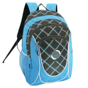 Leisure Printing School Laptop Backpack Bag pictures & photos