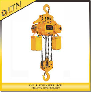 Used Electric Chain Hoist (ECH-JD) pictures & photos