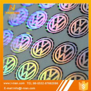 Custom Laser Anti-Counterfeit Holographic Label