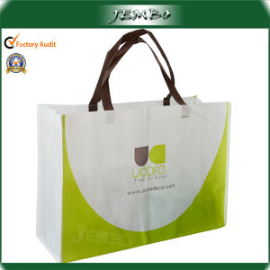 Wholesale Reusable Promotion Non Woven Tote Shopping Bag pictures & photos