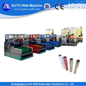 Aluminum Foil Paper Roll Rewinding Machine pictures & photos