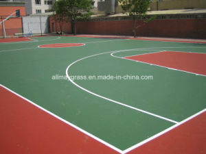 Scratch Resistant Acrylic Outdoor Basketball Court Coating Sport Surface pictures & photos