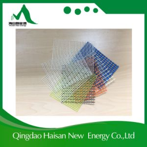 Blue Color E-Glass Yarn Mesh Fiberglass Mesh pictures & photos