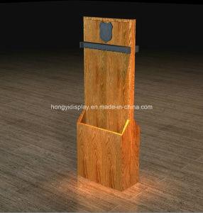 Wooden Veneer Belt Rack pictures & photos