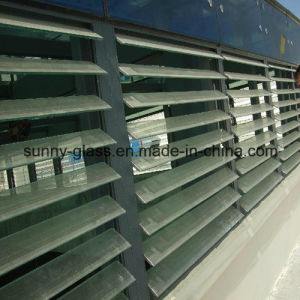 3-6mm Clear / Bronze Nahsiji Louver Glass / Glass Louver pictures & photos