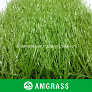 60mm Exceptional Quality Football Artificial Grass (Durable, Resilient, Anti-UV) pictures & photos