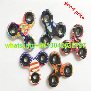 2017 Hot Sale Hand Fidget Spinner with Camouflage Color pictures & photos