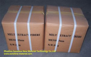 Best Price Melt Extract Steel Fiber Reinforced Refractory Castable