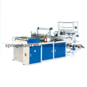 Sealing and Cutting Bag Making Machine (RFQ350) pictures & photos