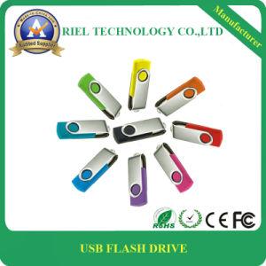 Promotional Custom Metal Swivel USB Stick Swivel USB Flash Drive