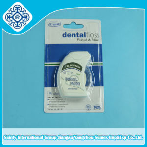 High Quality Dental Floss for Daily Disposable Use pictures & photos