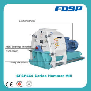 Stable Operatation Maize Grinding Hammer Mill Corn Hammer Mill for Sale pictures & photos