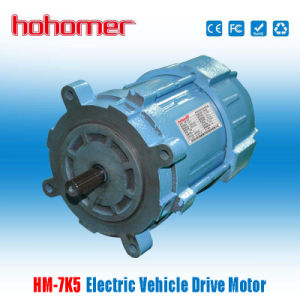 7.5 Kw Three Phase Motor for Electric Fire Truck