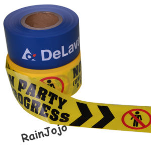 PE Barricade Tape pictures & photos