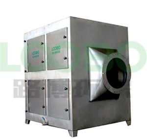 Activated Carbon Smoke Filter and Welding Gas Purifier pictures & photos