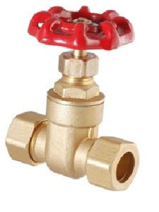 Lead Free Brass Gate Valve pictures & photos