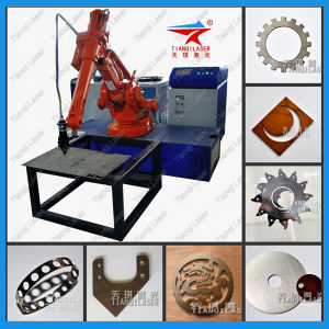 Robot Fiber Laser Cutting Machine for Spring Steel (TQL-RFC Series) pictures & photos