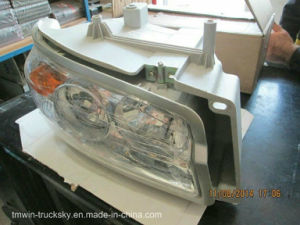 HOWO Truck Parts Right Head Lamp (WG9719720002) pictures & photos