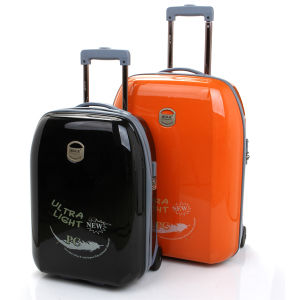 "Fashion Luggage 100% Pure PC Luggage 3 Size-Pcf-A18""22""26"" pictures & photos"