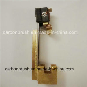 Supply Copper Carbon Brush Holder Make in China pictures & photos