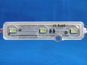 IP68 High Power 3LEDs 5054 Injection LED Module pictures & photos