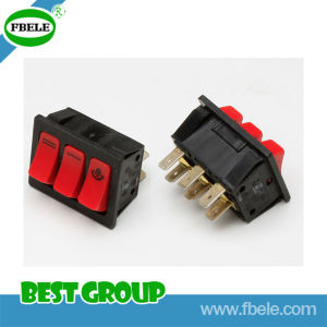 Hot Sell Black 2 Way Switch pictures & photos