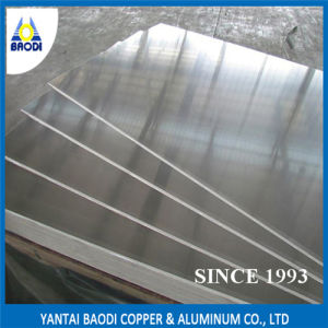 Hot Sale Mill Finish Aluminium Sheet Metal 3003 with PVC Coating One Side From China Manufacturer pictures & photos