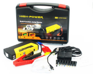Portable Compressor Kit Jump Starter Power Bank pictures & photos
