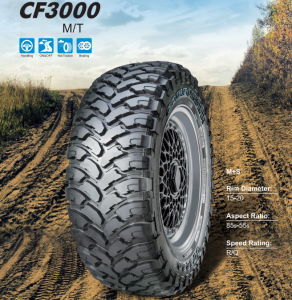 33X12.5r18lt 35X12.50r18lt Comforser Car Tyre Mud Tyre pictures & photos