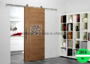 Kitchen Wood Sliding Barn Door