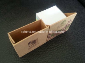 Eco Memo Pad with Cardboard Pen Holder pictures & photos