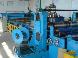 Slitting Line for Thick Sheet pictures & photos