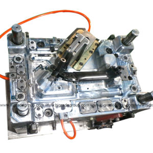Auto Gas Assisted Injection Mould/Plastic Mould pictures & photos