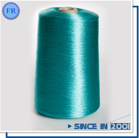 Continuous Dope-Dyed Viscose Rayon Filament Yarn