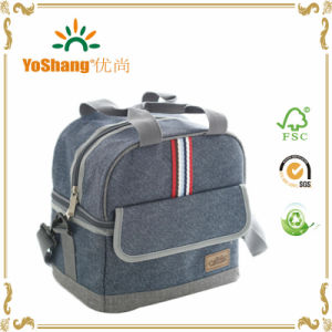 Large Shoulder Ice Cooler Bags Insulated Pack Drink Food Thermal Leisure Women′s Kid′s Picnic Lunch Pouch Box Accessories pictures & photos