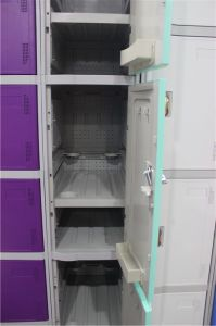 Plastic Locker for Gym Made in China pictures & photos