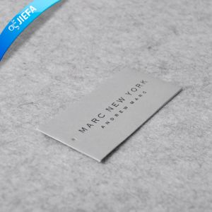 Brand Logo Printed Paper Tag/Hang Tag/Swing Tag pictures & photos