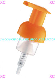 Foam Pump with Plastic for Personal Care (XC06-2) pictures & photos