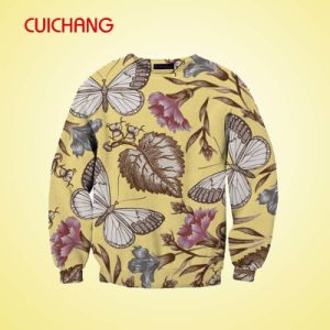 Custom Sublimation Sweatshirt & Hot-Selling Crewneck Sweatshirt pictures & photos