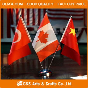 Custom Office Desk Flag pictures & photos