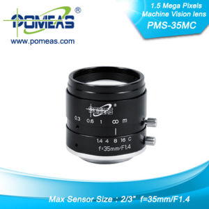 Fa/Machine Vision Lens with Mega Pixels