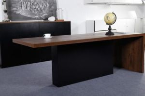 Economical Modern MFC Office Furniture Executive Table pictures & photos