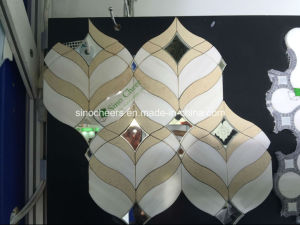 Special Design White Marble Mosaic Wall Tile pictures & photos