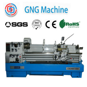 High Speed Precision Heavy Duty Lathe C6266 pictures & photos