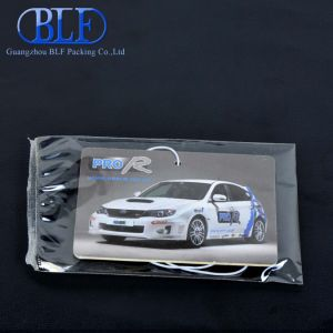 Custom Paper Heathy Car Air Freshener Hanging pictures & photos