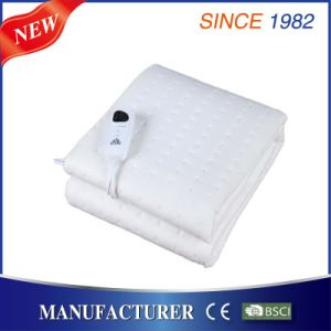 Ultrasonic with Over Heat Protection/ Rapid Heating up Electric Blanket pictures & photos